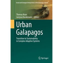 Urban Galapagos als Buch von