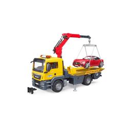 Bruder® Spielzeug-LKW MAN TGS Abschlepper