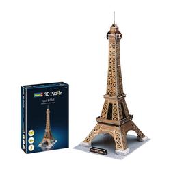 Revell® 3D-Puzzle Eifelturm 00200, 39 Puzzleteile bunt