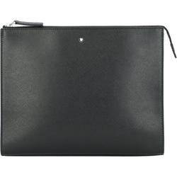 Montblanc Montblanc Sartorial Herrenhandtasche Leder 27 cm black