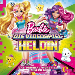 Edel Hörspiel CD Barbie - Die Videospiel-Heldin