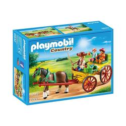 Playmobil® Spielfigur PLAYMOBIL® 6932 Pferdekutsche
