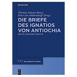 Die Briefe des Ignatios von Antiochia - Buch