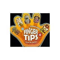Kartenspiel Finger Tips Figuren (Kartenspiel)