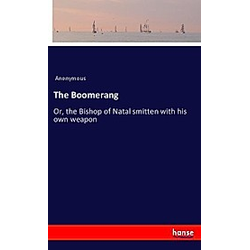 The Boomerang. Anonym  - Buch
