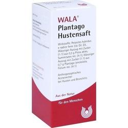 PLANTAGO HUSTENSAFT 90 ml