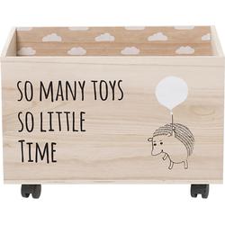 Bloomingville, Spielzeugaufbewahrung, Box