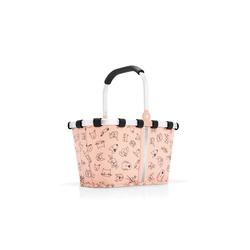 REISENTHEL® Kindergartentasche, reisenthel carrybag XS kids Kinder-Korb Einkaufs-Korb Kindergarten-Tasche rosa