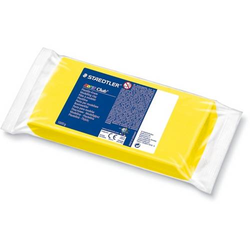Plastilin-Knete Noris Club 1kg gelb