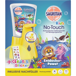 SAGROTAN Kids No-Touch Seifenspender