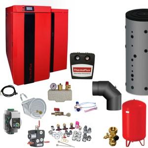 Thermoflux Kombikessel | Bafa | Pid Logic Kombi 35 kW | Komplettset 3