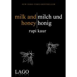 milk and honey - milch und honig als Buch von Rupi Kaur