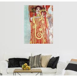 Posterlounge Wandbild, Hygieia (Detail aus der Medizin) 100 cm x 130 cm