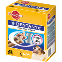 PEDIGREE DentaStix für junge und kleine Hunde 4 x 28 St.