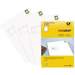 Deutsche Post Plusbrief C4 Mit Fenster 5 Stück