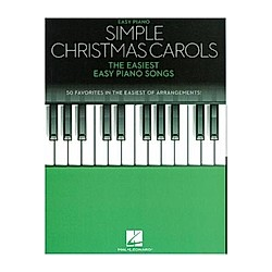 Simple Christmas Carols  Klavier - Buch