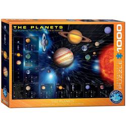 Die Planeten (Puzzle)