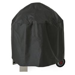 Grillchef Schutzhaube, Wetterschutzhaube Rund 70cm schwarz Style 15700