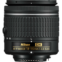 Nikon AF-P DX Nikkor 18-55 mm