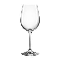 montana-Glas Gläser-Set :first+ Weißweinglas 6er Set, Kristallglas weiß