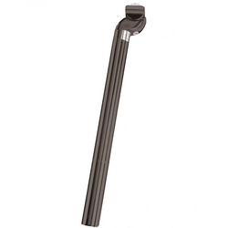 Ergotec Sattelstütze Patentsattelstütze Alu Ergotec Ø 31,4mm, 350mm, sc, Patentsattelstütze Alu Ergotec Ø 31,4mm, 350mm, schwarz