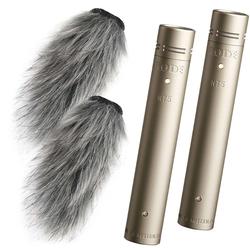 RODE Microphones Mikrofon Rode NT5 MP Mikrofon Set + 2x Windschutz