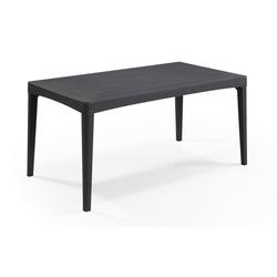 Keter Gartentisch Dining Tisch Girona (1-St), 1x Tisch grau