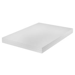 Komfortschaummatratze Matratze 160x200 cm Komfortschaum H2 medium Doppelbettmatratze 80.011-16, ERST-HOLZ, 15 cm hoch