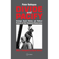Divide and Pacify als Buch von Pieter Vanhuysse