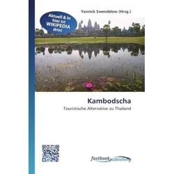 Kambodscha als Buch von
