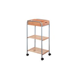 HTI-Living Küchenwagen Küchentrolley Bambus