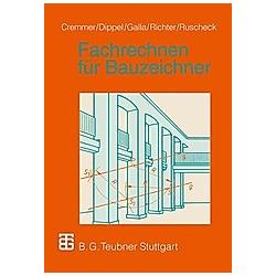 Fachrechnen für Bauzeichner - Buch
