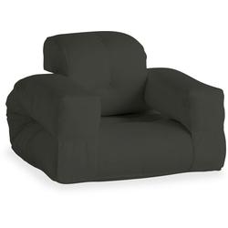 Karup Design Loungesessel Hippo grau