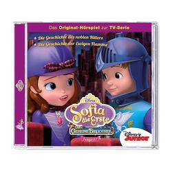 Walt Disney - Folge 17: Die geheime Bibliothek 3+4 (CD)