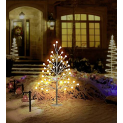 Polarlite 634C3 LED-Baum Baum 60cm Weiß