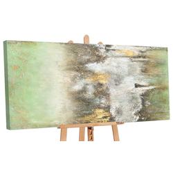 YS-Art Gemälde Ruhe vorm Sturm PS088