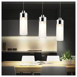 Esto Pendelleuchte, COB-LED 15 Watt Pendel Hänge Leuchte Beleuchtung Pendellampe Esto Cameo 710130-3