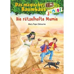 Loewe Osborne, Das magische Baumhaus Junior Bd. 03 Die rätselhafte Mumie