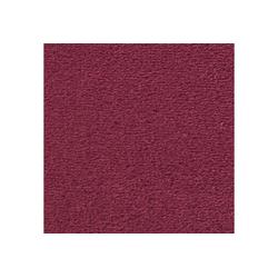 VORWERK Teppichboden Passion 1000, Meterware, Velours, Breite 400/500 cm rot 500 cm