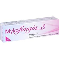 MYKOFUNGIN 3 Vaginalcreme 2% 20 g