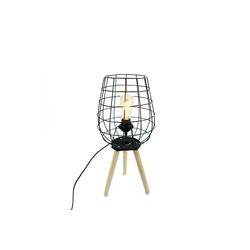 HTI-Living Stehlampe Stehleuchte Metallgitter-Look 54 cm