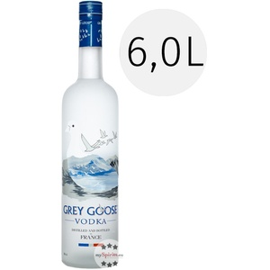 Grey Goose Vodka 6,0l