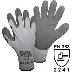Showa 451 THERMO 14904 Polyacryl Arbeitshandschuh Größe (Handschuhe): 8, M EN 388 CAT II 1 Paar
