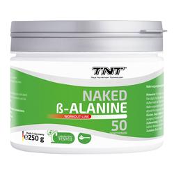 (6.00 EUR/100g) TNT Naked Beta Alanin Pulver (250g)   Aminosäuren