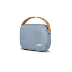 Bluetooth Lautsprecher Grau Aux/Audio Eingang FM Radio MicroSD Karten Slot 5W Ausgangsleistung