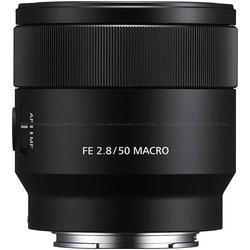 Sony SEL FE 50mm f2,8 Makro Objektiv