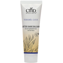 CMD Naturkosmetik Teebaumöl After Shave Balm 50 ml After Shave Balsam