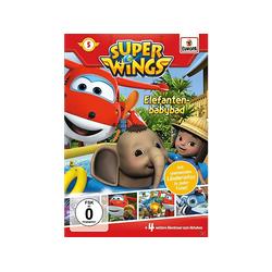 Super Wings 5 - Elefantenbabybad DVD