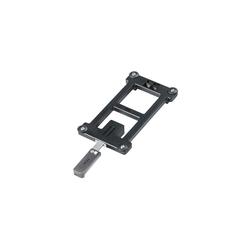 Basil MIK - Adapterplatte - schwarz Taschenvariante - Diverses,