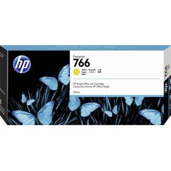 HP Tintenpatrone 766 Original Gelb P2V91A